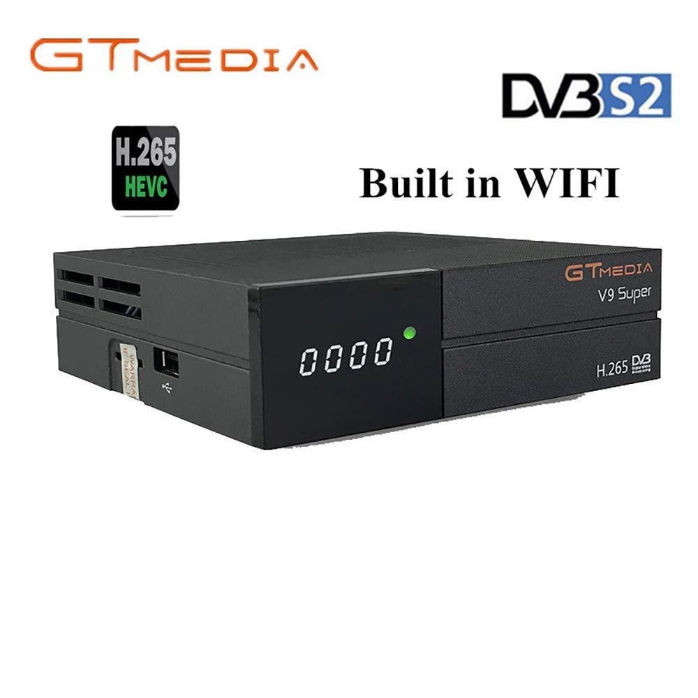GTMEDIA V9 Satellite Receiver Unicable