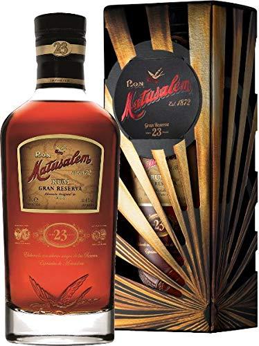 Matusalem Matusalem Gran Reserva 23 40% vol NV Rum (3 x 0.7 l)