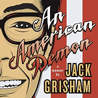 An American Demon audiobook cover art