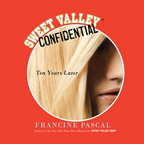 Sweet Valley Confidential audiobook cover art