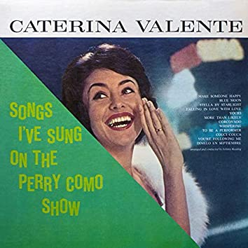 Songs I've Sung on the Perry Como Show
