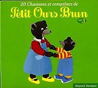 Vol. 3-20 Chansons Et Comptines