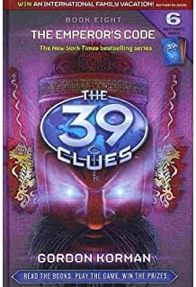[ The Emperor's Code [With Game Cards] (39 Clues #08) ] By Korman, Gordon ( Author ) [ 2010 ) [ Hardcover ]