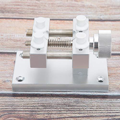 Bankschroef grote horlogekast, accessoiresGereedschappenHorlogehouder Gereedschap van de horlogemaker om de achterkant van de kast te openen Batterijwissel Achterkant opener