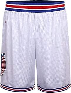 Men's Space Jam Short Color White
