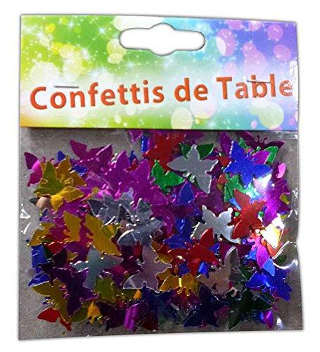 Aptafetes - Confettis papillons sachet 14 gr