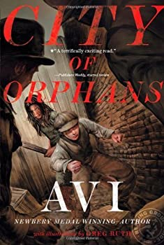 City of Orphans by Avi  2012-09-25