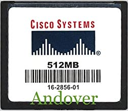 Cisco MEM-CF-512MB 512MB Compact Flash Card
