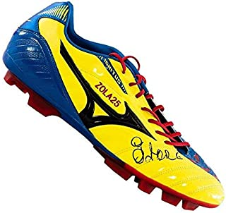 Gianfranco Zola Signed Football Boot - Mizuno Autograph Cleat - Autographed  Soccer Cleats 6d89e2e254a
