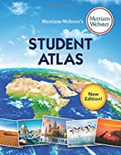 Merriam-Webster's Student Atlas, New Edition, 2020 Copyright