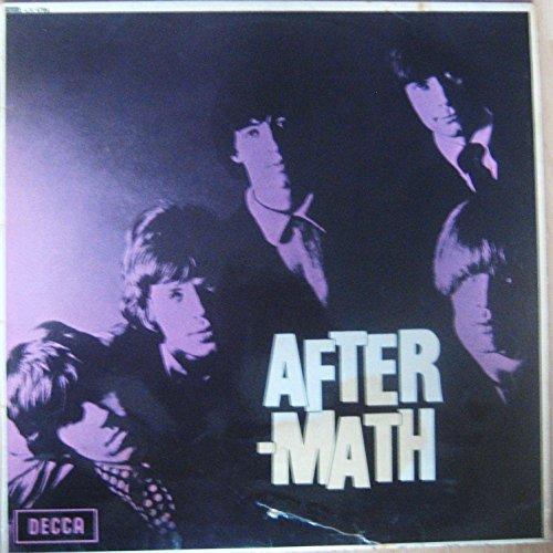 ROLLING STONES Vinyl LP Aftermath (Unboxed Red Decca Label,Mono)