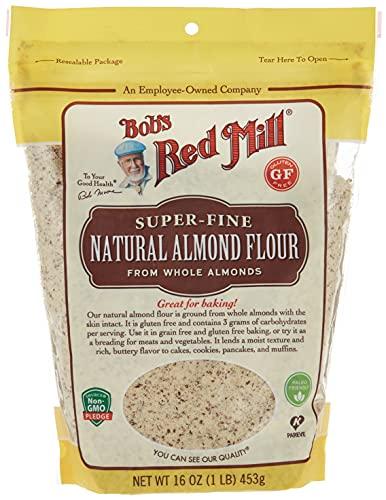 Bob's Red Mill Super-Fine Natural Almond Flour, 16 Ounce