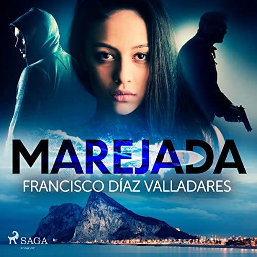 Diseño de la portada del título Marejada