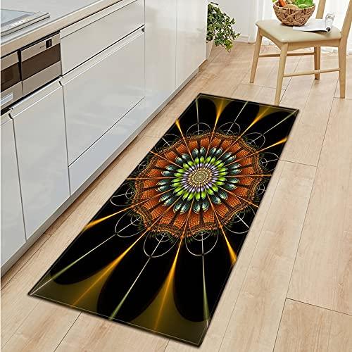 Cucina lunga stuoie ingresso casa zerbino salotto divano tappeto bagno antiscivolo tappeto armadio scarpe striscia tappeto NO.12 60x180cm