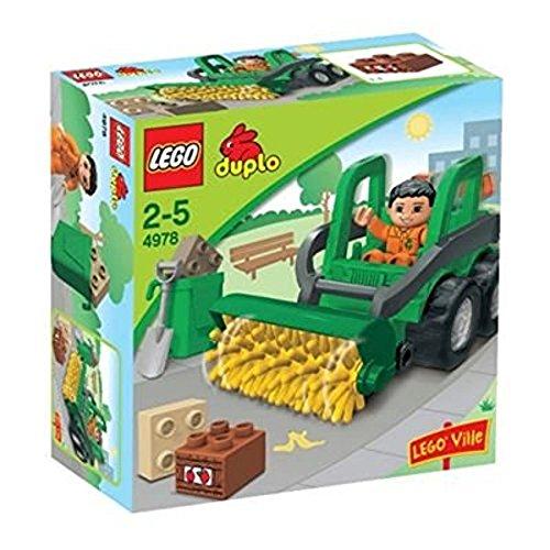 LEGO Duplo 4978 - Straßenkehrmaschine