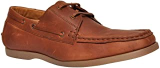Casual/Formal Tan Quality Leather Derby Men's Shoes for every Occasion