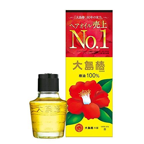 Oshima Tsubaki Camellia Hair Oil - 60g@iNo Tracking Number Price)
