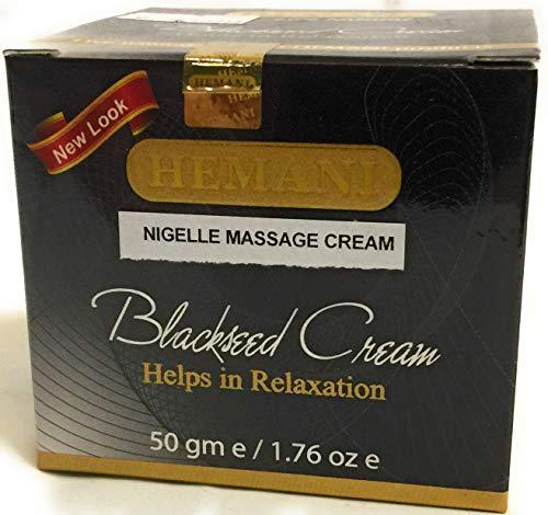 NIGELLE - Crème de massage Nigelle - ANTI-DOULEURS Nigelle - 50g