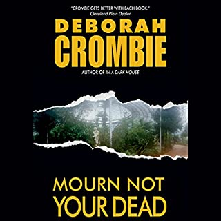 Mourn Not Your Dead audiobook cover art