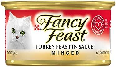 fancy feast minced