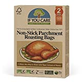 If You Care Parchment Roasting Paper Bags – Pack of 2 - Unbleached, Chlorine Free, Nonstick, Compostable, Silicone Coated – Extra Large Size