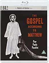 El evangelio según San Mateo / The Gospel According to St. Matthew ( Il vangelo secondo Matteo ) (Blu-Ray & DVD Combo) [ Origen UK, Ningun Idioma Espanol ] (Blu-Ray)