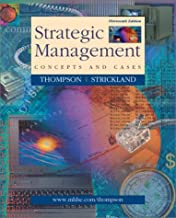 Best strategic management thompson and strickland Reviews