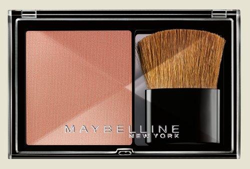 Maybelline New York Expert Wear Blush Rouge Warm Copper / Kupferfarbenes Rouge-Puder, Make-Up für einen frischen Teint mit leichtem Tragekomfort, inkl. Pinsel, 1 x 5,2 g