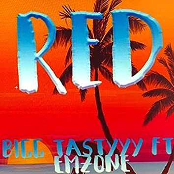 RED (feat. Emzone)