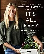 gwyneth paltrow new recipes