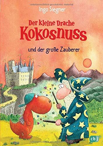 Der kleine Drache Kokosnuss und der große Zauberer (Die Abenteuer des kleinen Drachen Kokosnuss,...