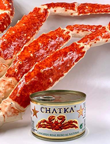 Chatka Königskrabbe 60% Beinfleisch (Dose) (185 g)