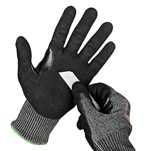 OKIAAS Cut Resistant Work Gloves