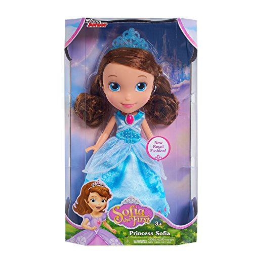 Sofia The First Just Play Royal Crystal Dress Doll