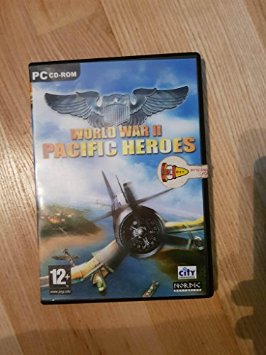 WORLD WAR II PACIFIC HEROES PC CDROM