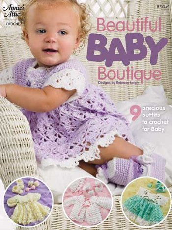 Beautiful Baby Boutique - Crochet Patterns