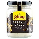 Colmans Tartar Sauce 144g (Packung mit 8 x 144g)