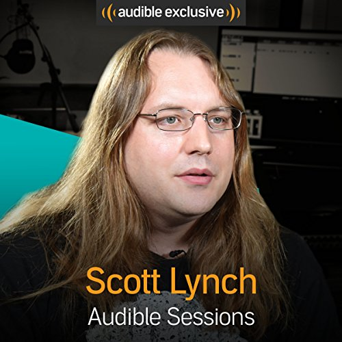 Scott Lynch cover art
