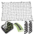 """Seah Hardware 4' x 6' Cargo Net for Truck Bed Stretches to 8' x 12' 