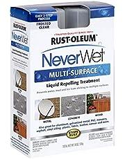 Roest-Oleum NeverWet Multi-Surface Watervloeistof-Spuitwerende behandelkit