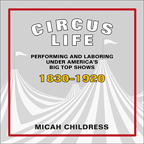 Circus Life  By  cover art