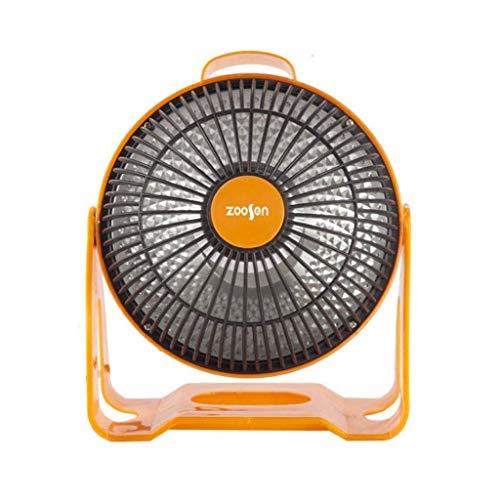 Electric Fan Room Heaters 200W Energy-Saving Sun-like Desktop Mute Heating Device For Home Office