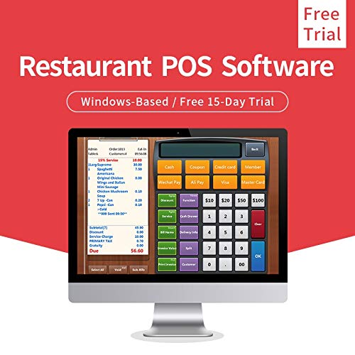 POS Software - Gicater POS Software for Restaurant, Coffee Shop, Bar, Western Food, Seafood, Fast...