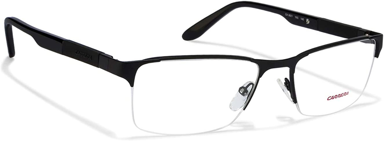 Carrera 8821 Eyeglass Frames CA8821-0PYF-5318 Matte Blue Frame Surprise Cheap mail order specialty store price -