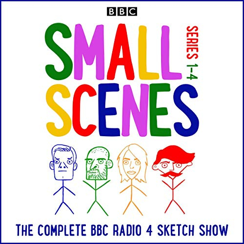 Small Scenes audiobook cover art