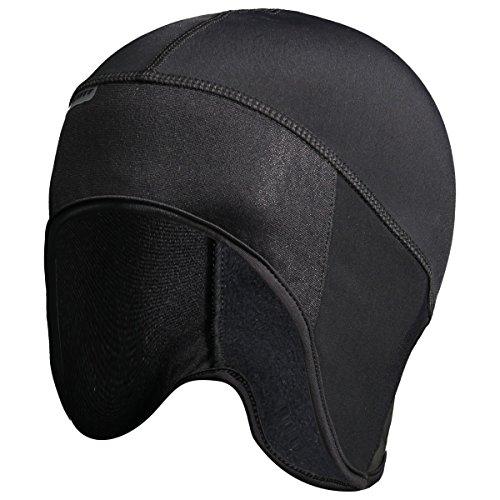 Scott AS 10 Fahrrad Unterhelmmütze schwarz 2020: Größe: L/XL