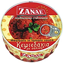 Greek Meatballs in Tomato Sauce Zanae 280g