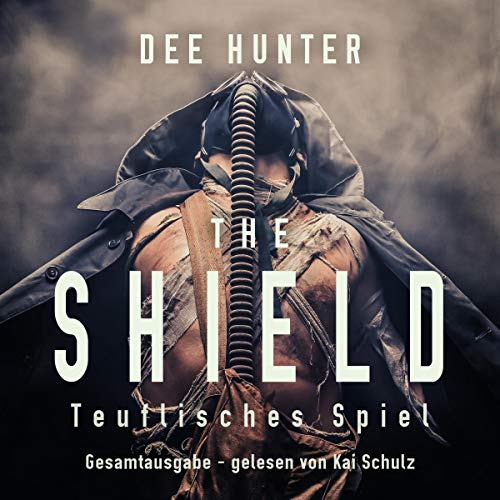 The Shield - Teuflisches Spiel cover art