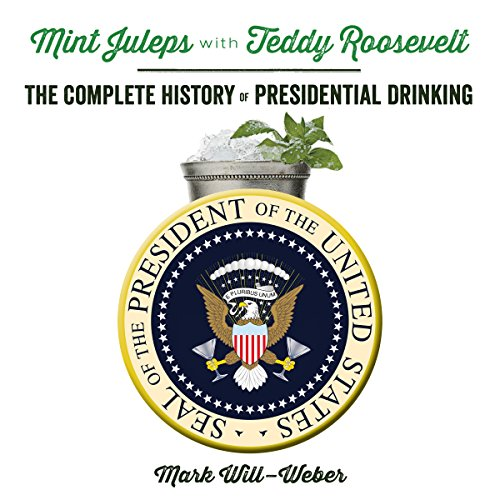 Mint Juleps with Teddy Roosevelt cover art