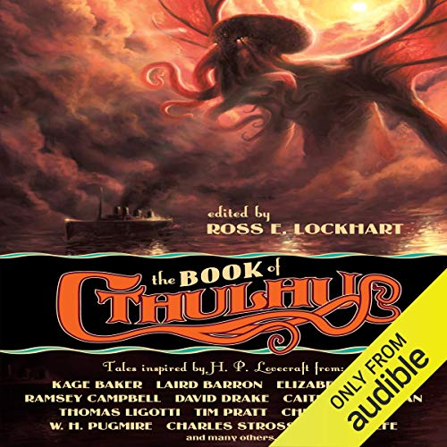Page de couverture de The Book of Cthulhu